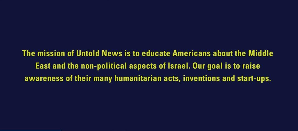 Untold News Mission